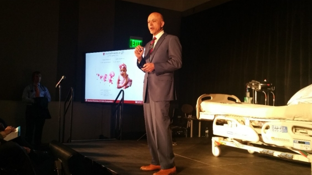abraham verghese introduction at the symposium