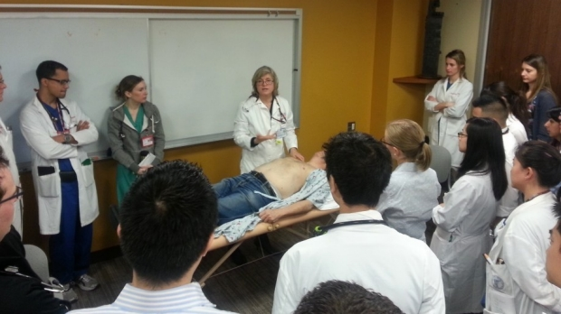 Lymph Node and Spleen Exam with Dr. Beth Martin