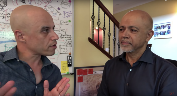 Abraham Verghese discusses the physical exam
