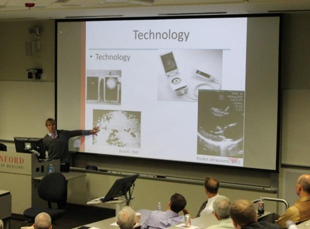 John Kugler discusses technology