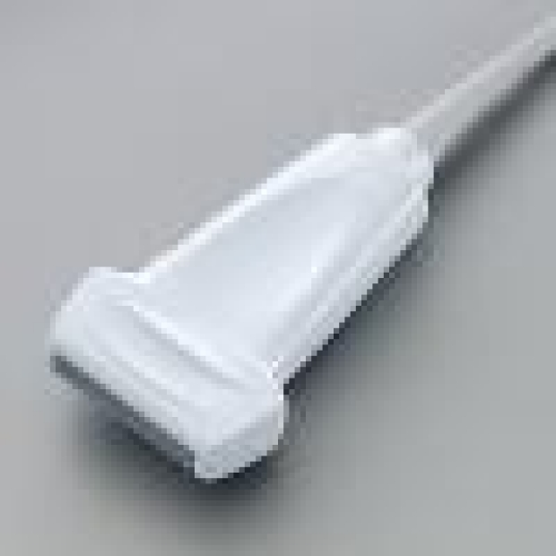 Example of a linear probe for an ultrasound machine