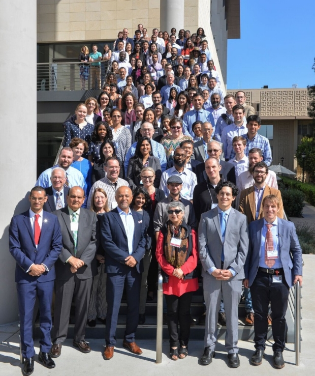 2018 Symposium attendees