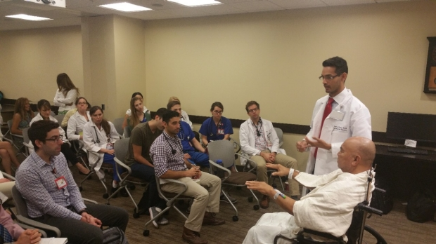 Bedside Medicine Training Helps Both New and Established Physicians
