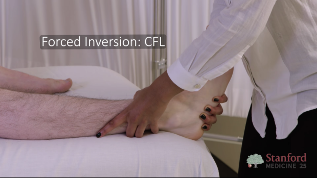 Forced inversion: CFL