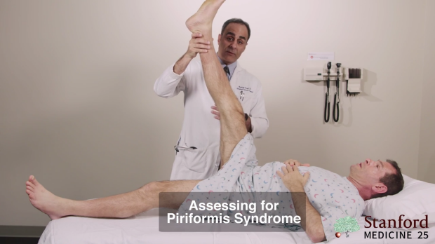 assessing for pirformis syndrome 1